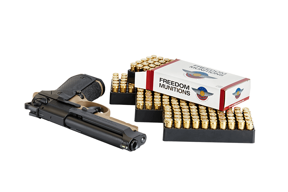 9mm Ammo - Bulk 9mm Ammo | Freedom Munitions