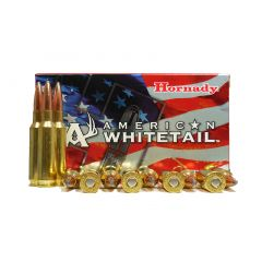 Hornady 6.5 Creedmoor 129 gr SP American Whitetail