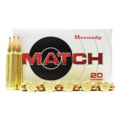 Hornady 300 Win Mag 195 gr ELD Match
