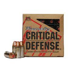Hornady 32 Auto 60 gr FTX Critical Defense