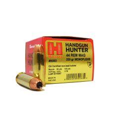Hornady 44 Mag 200 gr MonoFlex