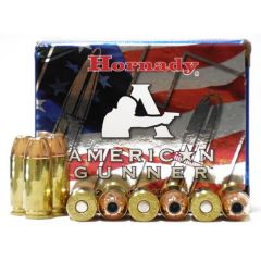 Hornady 40 S&W 180 gr XTP American Gunner