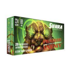 Sierra Bullets 224 Valkyrie 69 gr BlitzKing Prairie Enemy