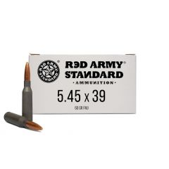 Red Army Standard 5.45x39mm 60 gr FMJ