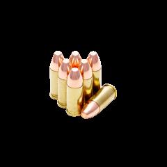 9mm Luger 135 gr RNFP New
