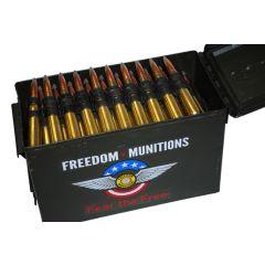50 BMG API 647 gr FMJ Reman - 100 count LINKED