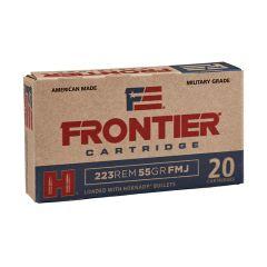 Hornady 5.56 Nato 55 gr FMJ (M193) Frontier