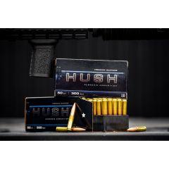 HUSH 300 Blackout 220 gr HPBT New