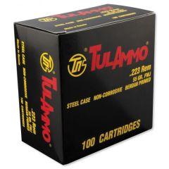 TulAmmo .223 55gr FMJ  - 100ct