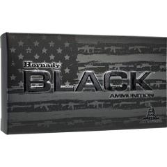 Hornady 224 Valkyrie 75 gr BTHP Black