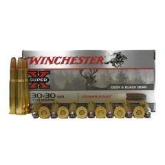 Winchester Super X 30-30 WIN 170 gr PP