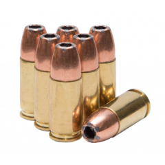 9mm Luger 124 gr HP XDef New +P