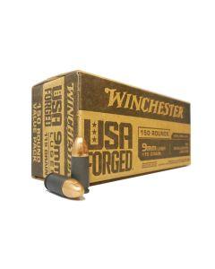 Winchester Steel 9mm Luger 115gr FMJ 150/bx